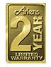 Ariens 2 year warranty