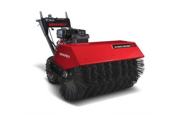 Gravely Power Brush